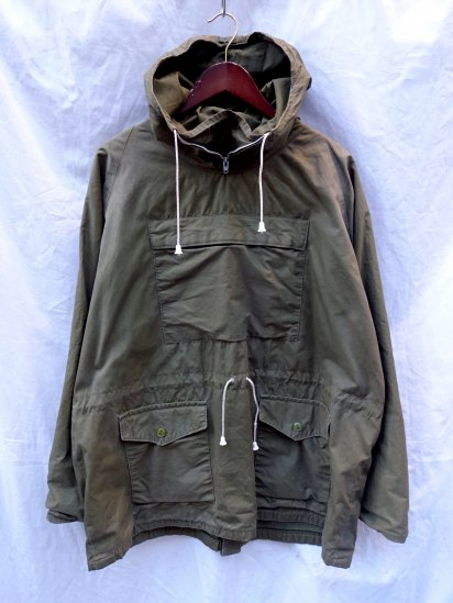60's Vintage BLACKS OF GREENOCK STORMPRUF Ventile Smock Made in BRITAIN