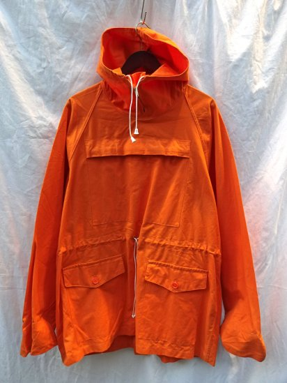 70's Vintage Dead Stock British Army Mountain Rescue Smock