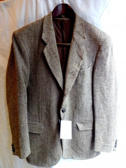 70-80's St Michael x Harris Tweed Jacket/7