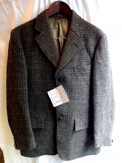 80's Dunn & Co x Harris Tweed Jacket /8