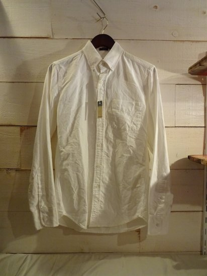 J.Crew Slim fit Oxford B.D Shirts White