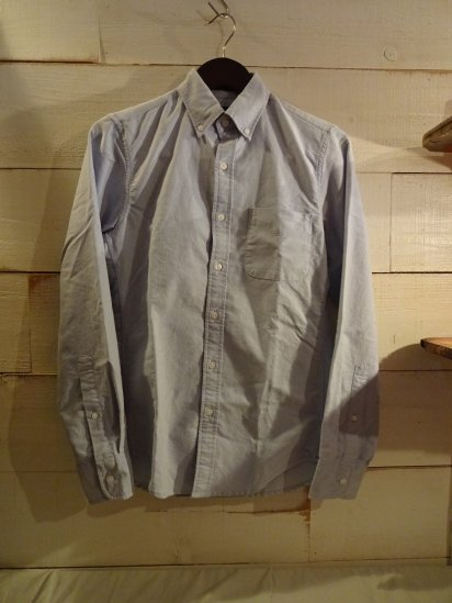 J.Crew Slim fit Oxford B.D Shirts Sax