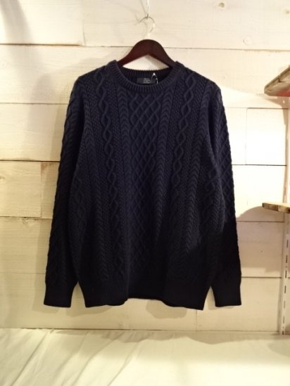 J.crew Cotton Cable Knit Sweater<BR>SALE!! 13,800 + Tax → 8,280 + Tax