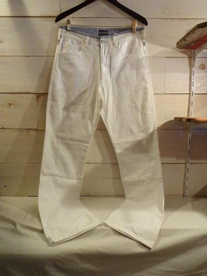 BERNSTOCK SPEIRS Oxford Trousers Made in England