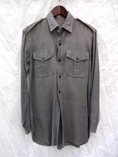 50's Vintage British Army Officer Shirts/5