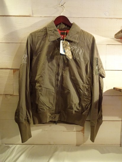 maharishi Military Type Jacket 2<BR>SALE!! 19,800 + Tax → 9,800 + Tax