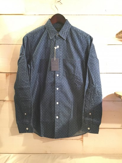 J.Crew Dangary Hidden BD Collar Shirts<BR>SALE!! 9,800 + Tax → 4,900 + Tax