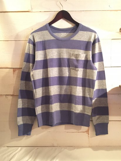 J.Crew Border Sweat Shirts<BR>SALE!! 6,800 + Tax → 3,400 + Tax