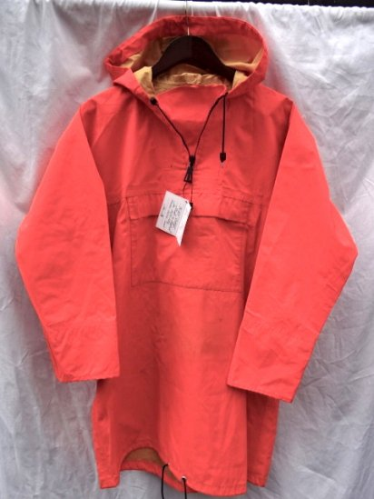 70's Vintage British Army Mountain Rescue Smock Made in England