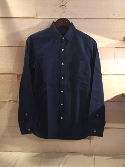 J.Crew Bird's-Eye Hidden B.D Collar Shirts<BR>SALE!! 8,800 + Tax → 4,400 + Tax
