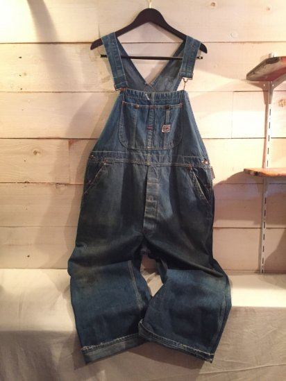 50's Vintage JC Penny PAY DAY Overall<BR>SALE!! 17,800 + Tax → 9,800 + Tax