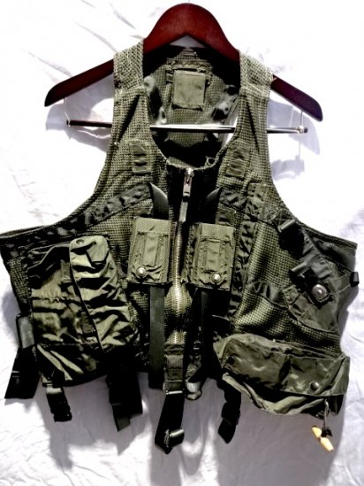 90's 〜 RAF Aircrew Load Carrying Vest MK 2