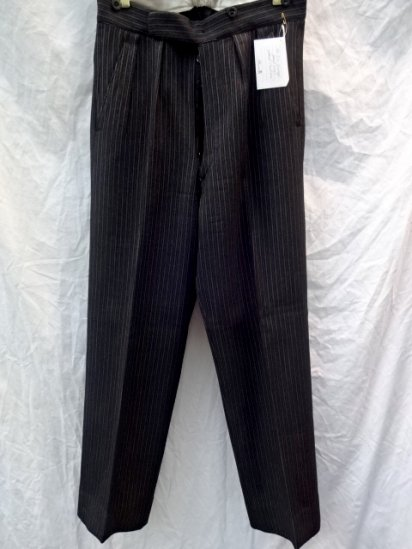 40's〜 Vintage  British?Wool Trousers Good Condition/1