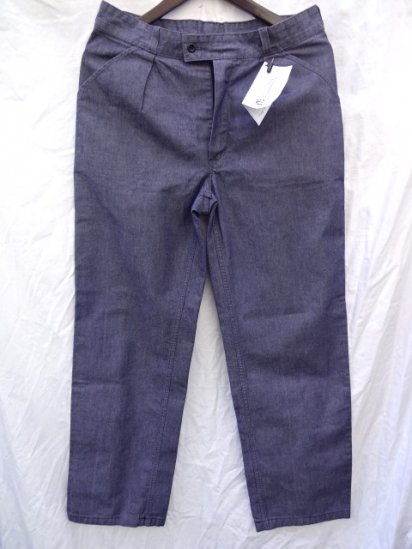 00's Old  French Work Pants