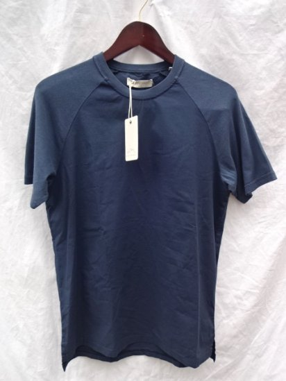 KESTIN HARE Victoria Tee Made in Porutugal Navy<BR>SALE! 8,800→6,160 + Tax