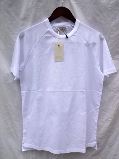 KESTIN HARE Victoria Tee Made in Porutugal White<BR>SALE! 8,800→6,160 + Tax