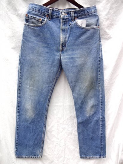 90's Levi's 505 Made in USA  /4