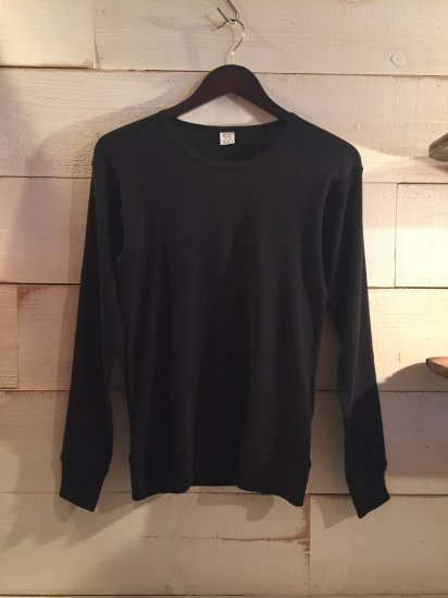 Gicipi Cotton / Cashmere Crew Neck Made in Itary Gray<BR>SALE!! 7,800 + Tax → 4,680 + Tax
