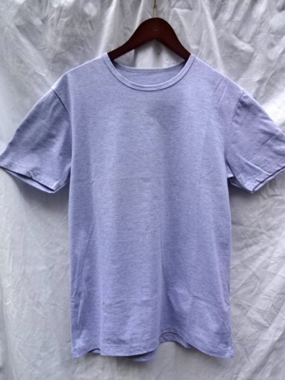 Made in Britain & Binder Neck T shirts Gray