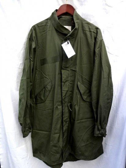 70-80's Vintage Dead Stock U.S Army M-65 Fishtail Parka