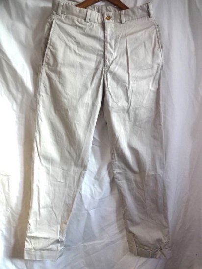 Used BILLS KHAKIS  Trousers MADE IN U.S.A