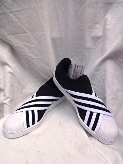 adidas Originals by White MountaineeringSUPERSTAR SLIP ON Black × White