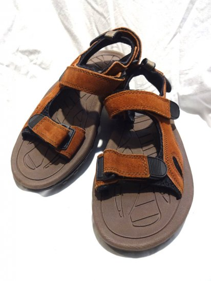 90's〜00's Dead Stock British Army Tropical Sandals