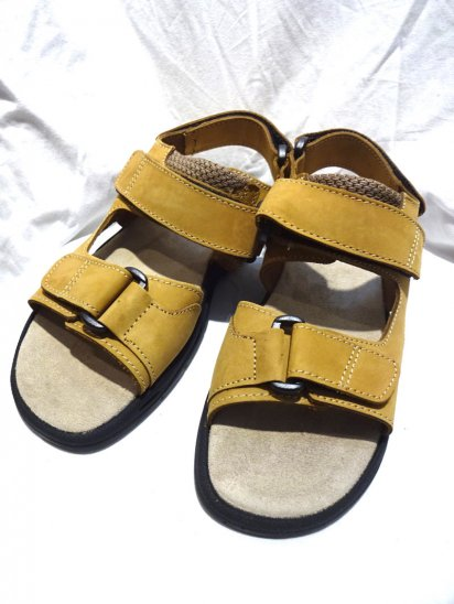 00's〜 Dead Stock British Military Tropical Sandals Women's Made in Italy
