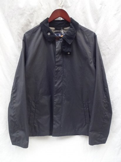 Barbour CROFTON Jacket Black