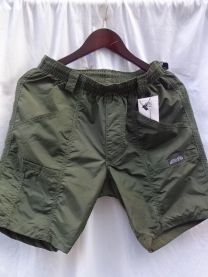 MOCEAN Velocity Shorts Made in U.S.A Olive