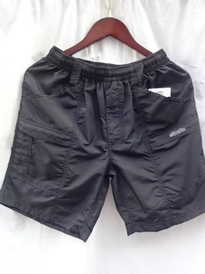MOCEAN Barrier Shorts Made in U.S.A Black