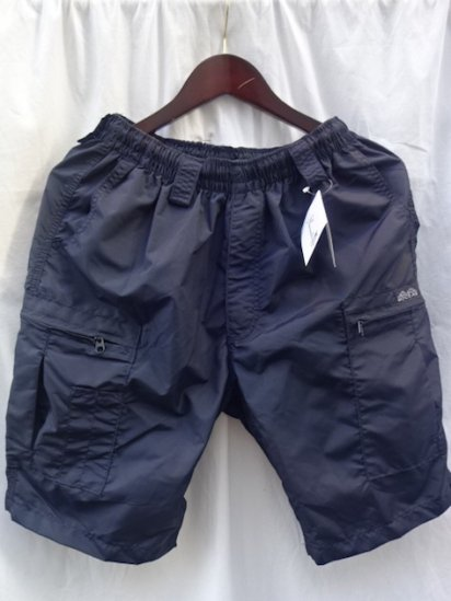 MOCEAN Long Pursuit Shorts Made in U.S.A <BR>Navy