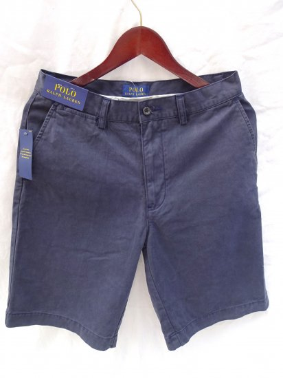 Ralph Lauren Chino Shorts Navy