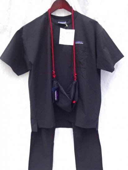 Thousand Mile Summer Vacation Suit  Black