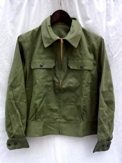 60's (1969) Vintage Dead Stock Australian Army Drill Work Jacket / 2
