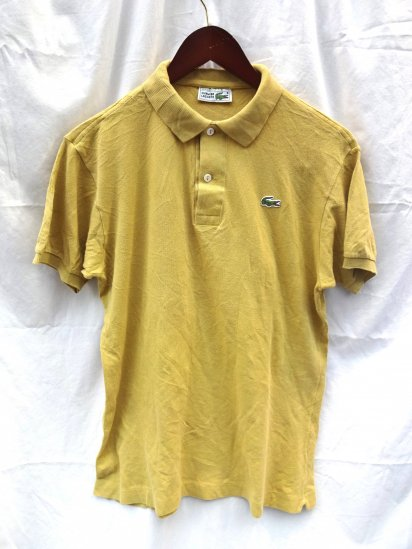 80's  Vintage Made in France Lacoste Polo Shirts  / 57