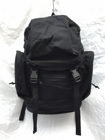 """Dead Stock British Army Back Pack """"Army Rucksack Black"""""""