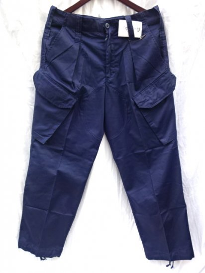 Dead Stock RAF Blue Combat Trousers