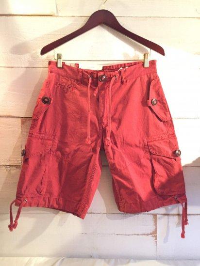 Ralph Lauren Military Type Cargo Shorts<BR>SALE!! 6,800 + Tax → 3,800 + Tax