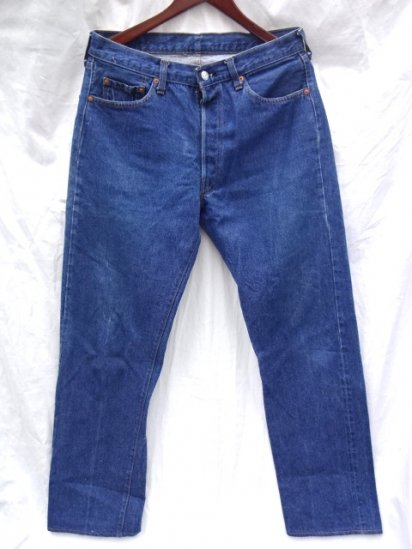 80's〜 Vintage LEVI'S 501 REDLINE Good Condition MADE IN U.S.A / 1