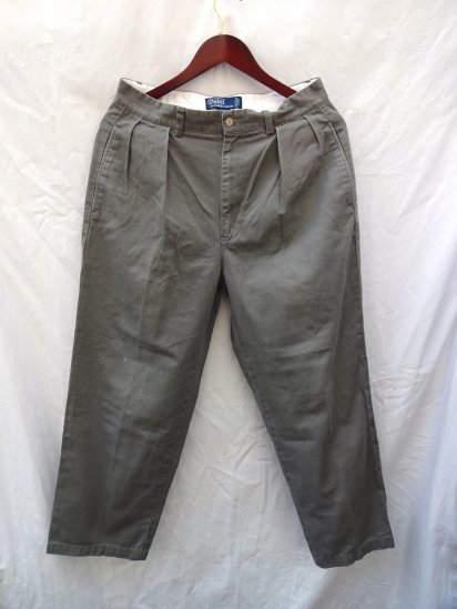 OLD Ralph Lauren Chino Pants Good Condition Gray / 2