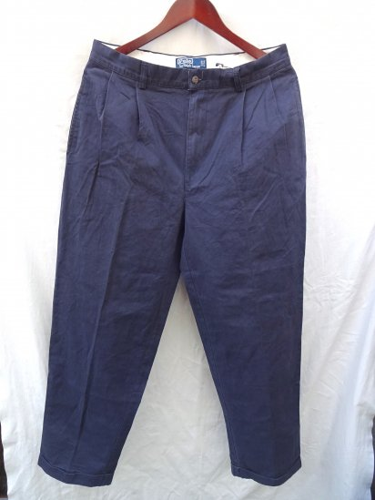 OLD Ralph Lauren Chino Pants Good Condition Navy / 3