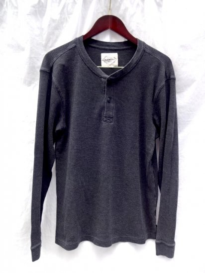 00's〜Old  ST JOHN'S BAY Henley Thermal/1