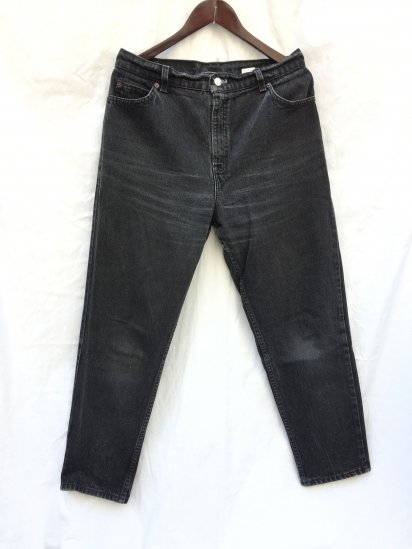 90's Levi's 15951 Made in USA Black