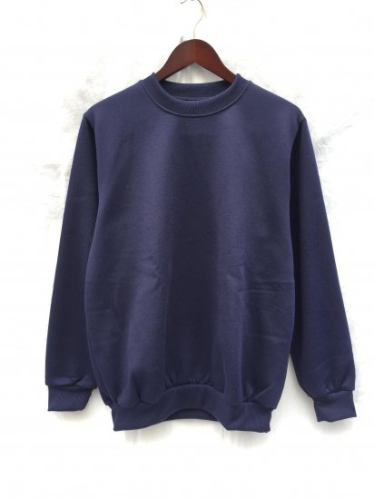 LA SPEEDY made in USA Sweat Shirts Navy