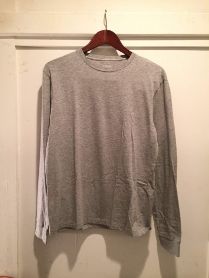 J.Crew Slim Fit Washed L/T Gray<BR>SPECIAL PRICE !! 1,900 + Tax