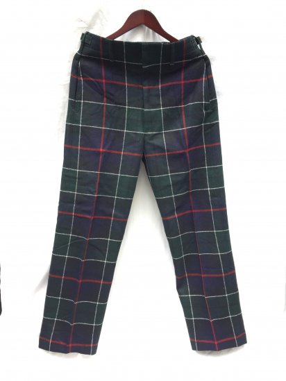 Royal Regiment of Scotland Wool Parade Trousers Mackenzie / 2