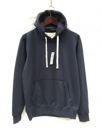VESTI Sweat Hoodie Made in Italy Navy