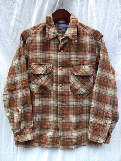 70's Vintage Pendleton Board Shirts MADE IN U.S.A / 4