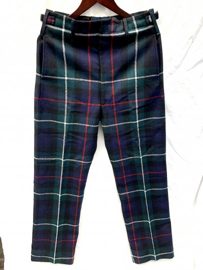 Royal Regiment of Scotland Wool Parade Trousers Mackenzie / 4